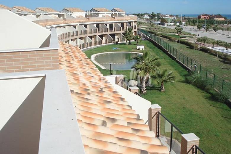 Almenara 20 adosados con piscina a 50m de playa almenara castell n castell n costa del azahar - Casas en almenara playa ...