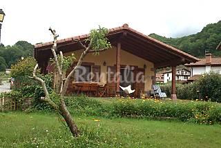 Casa con jardín privado (maximo 6 personas)  Navarra