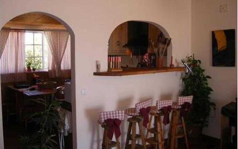 Totally Dining-room Algarve-Faro Lagos villa - Dining-room