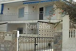 House with 6 bedrooms only 150 meters from the beach Murcia