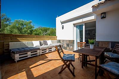 Bonita casa cerca de la playa de Valdevaqueros  Cádiz