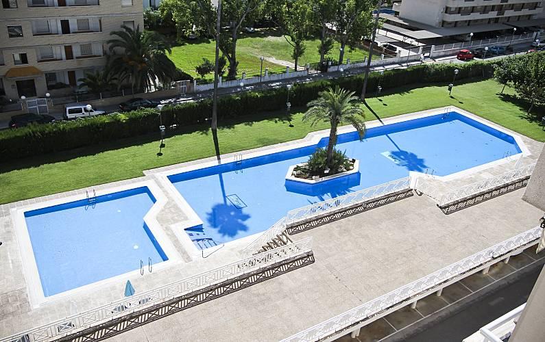 Apartamento con piscina a 100m playa turismar la pineda vila seca tarragona costa dorada - Piscinas vilaseca ...