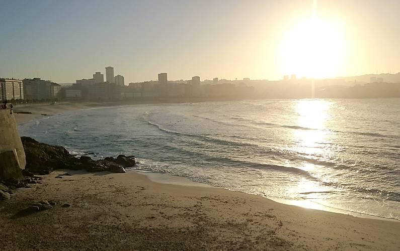 Piso Actividades cercanas A Coruña/La Coruña A Coruña Apartamento - Actividades cercanas