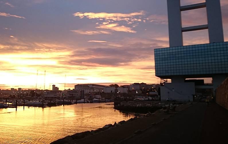 Piso Vistas desde la casa A Coruña/La Coruña A Coruña Apartamento - Vistas desde la casa