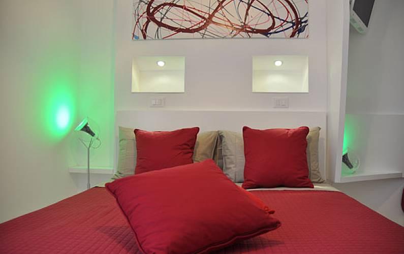 Apartment Bedroom Rome Rome Apartment - Bedroom