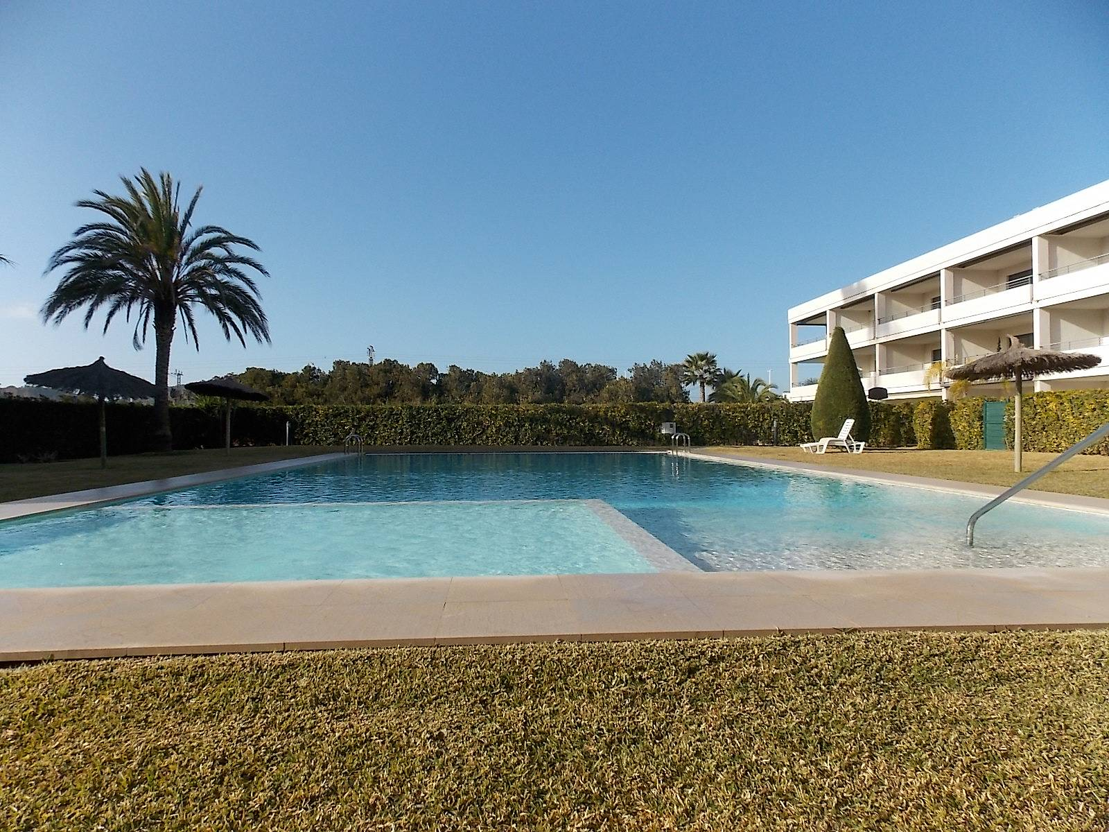 Apartamento en alquiler a 500 m de la playa arenal j vea x bia alicante costa blanca - Apartamentos alicante alquiler ...