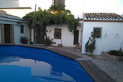 Espaciosa villa con piscina Málaga