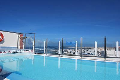 Bonito apt con acceso piscina Fuerteventura
