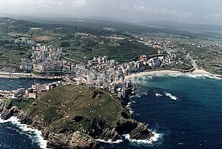 Apartment with Beach Views Malpica A Coruña