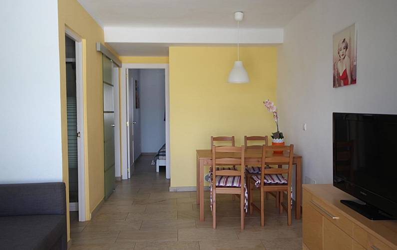 Bungalow Dining-room Gran Canaria San Bartolomé de Tirajana House - Dining-room
