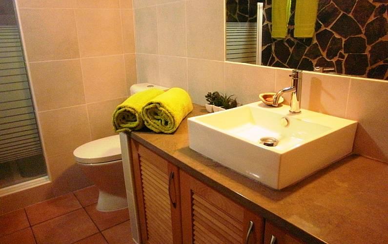 Beach Bathroom Algarve-Faro Aljezur House - Bathroom