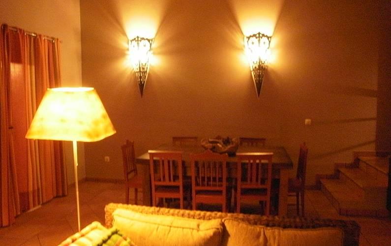 Beach Dining-room Algarve-Faro Aljezur House - Dining-room