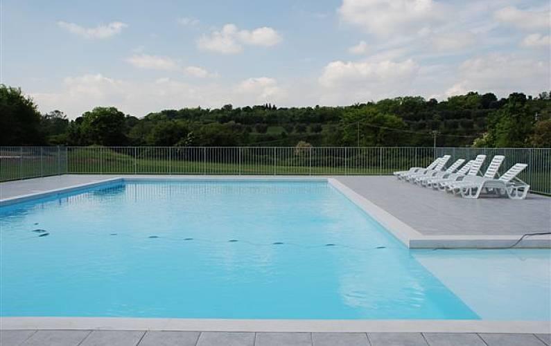 Apartments Swimming pool Brescia Desenzano del Garda Apartment - Swimming pool