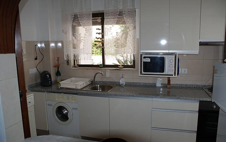 Apartamento, Cozinha Algarve-Faro Albufeira Apartamento - Cozinha