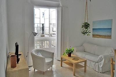 Apartamento para 2 personas en Cádiz centro Cádiz