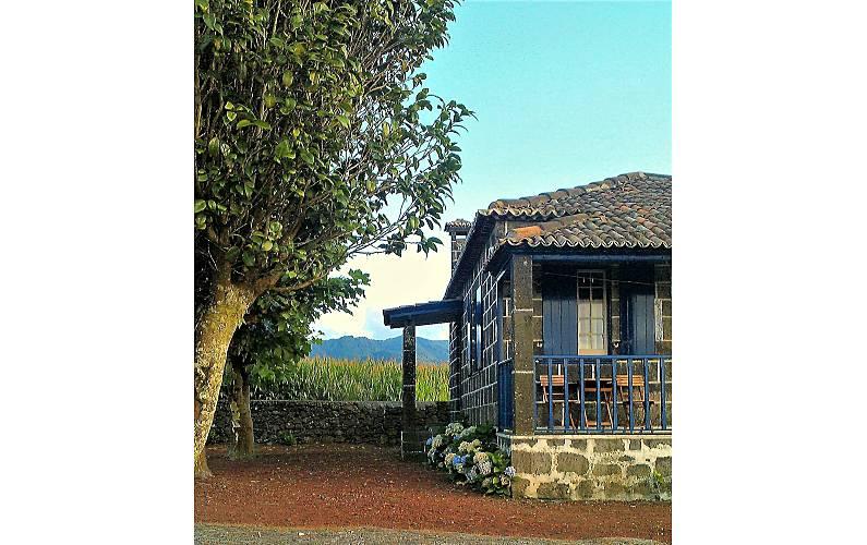 Casa São Miguel Ribeira Grande Villa en entorno rural -