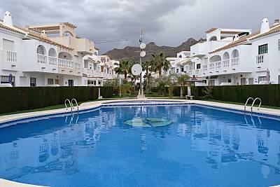 Duplex en Bolnuevo, muy cerca de la playa Murcia