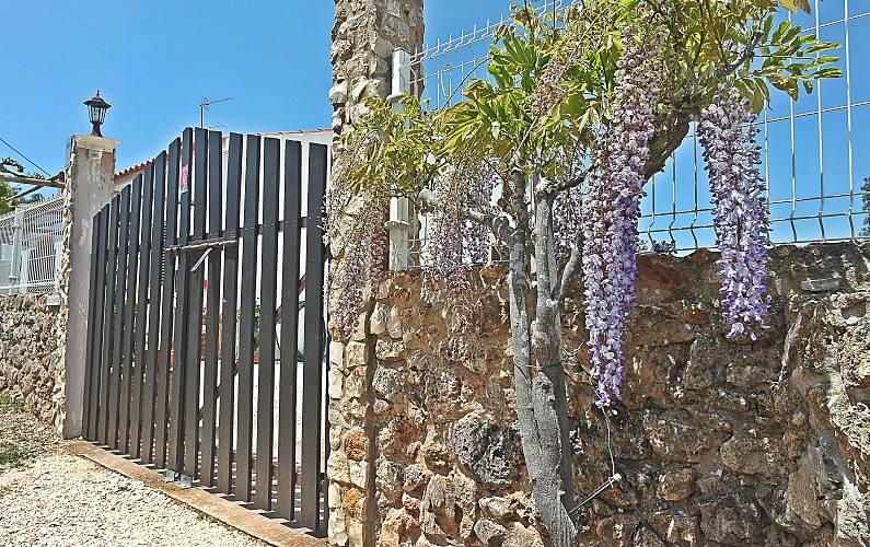 Casinha Jardim Algarve-Faro Lagos Villa rural - Jardim