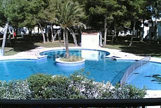 Apartamento de 1 habitación a 100 m de la playa - piscina - gia Menorca