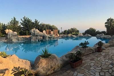 Villa per 4 persone a 2 km dalla spiaggia Salerno