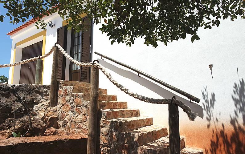 Casinha Exterior da casa Algarve-Faro Lagos Villa rural - Exterior da casa