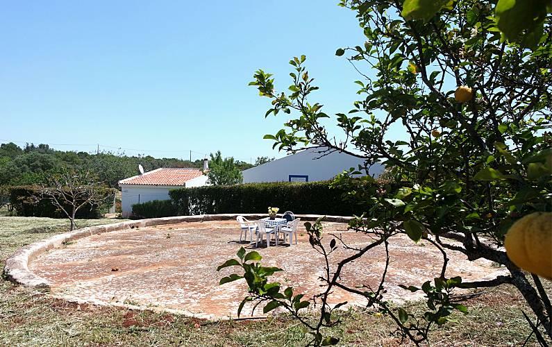 Casinha Terraço Algarve-Faro Lagos Villa rural - Terraço