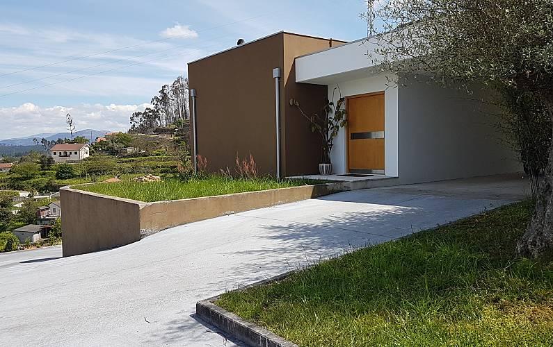 Casa Exterior da casa Viana do Castelo Valença Villa rural - Exterior da casa