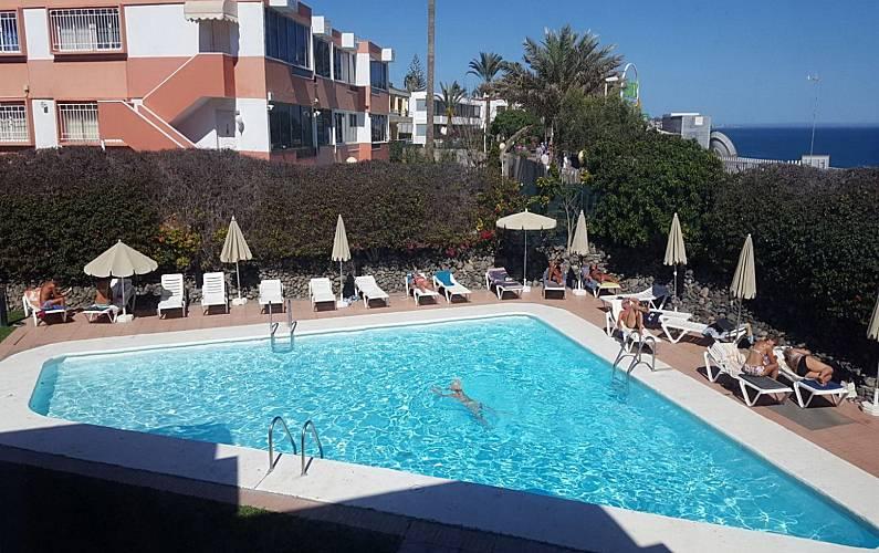 Apartment Swimming pool Gran Canaria San Bartolomé de Tirajana Apartment - Swimming pool