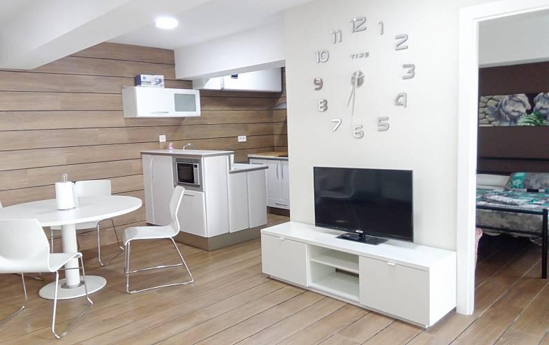 Apartamento de 2 habitaciones a 550 m de la playa Guipúzcoa