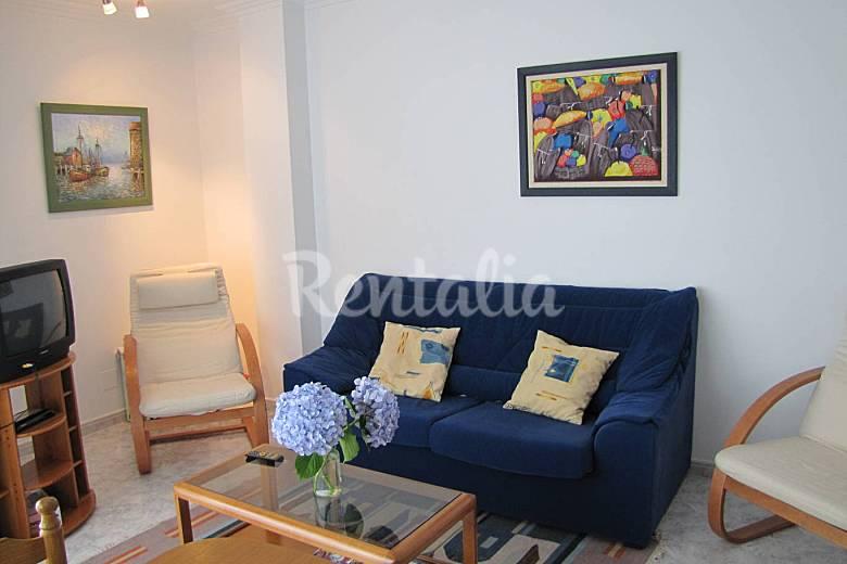 Apartamento en alquiler a 100 m de la playa cedeira a - Alquiler pisos cedeira ...