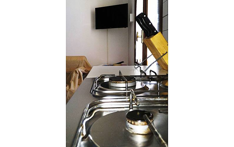 EN Comedor Trapani San Vito Lo Capo Apartamento - Comedor