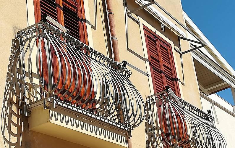 EN Exterior del aloj. Trapani San Vito Lo Capo Apartamento - Exterior del aloj.
