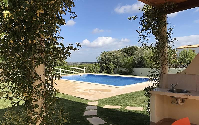 Villa Terrace Algarve-Faro Loulé villa - Terrace