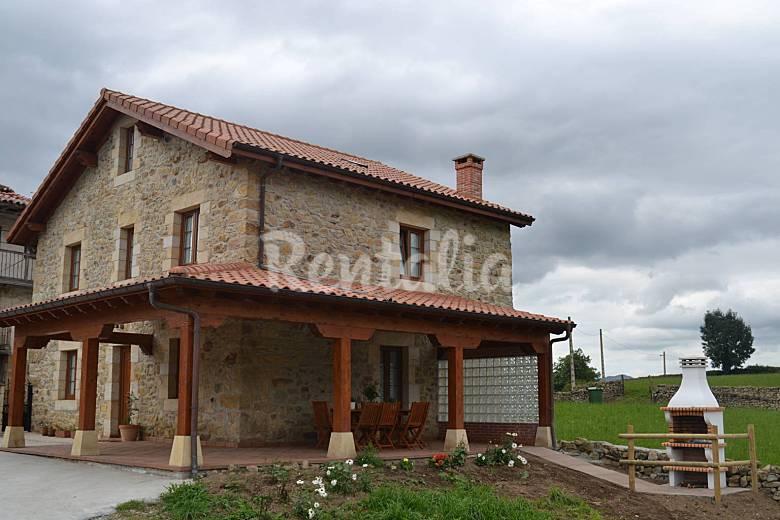 Casa De 5 Habitaciones Con Jard N Privado Tezanos