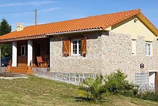 Maison en location à 750 m de la plage Asturies