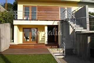 Casa para 8-12 pessoas a 500 m da praia. Viana do Castelo