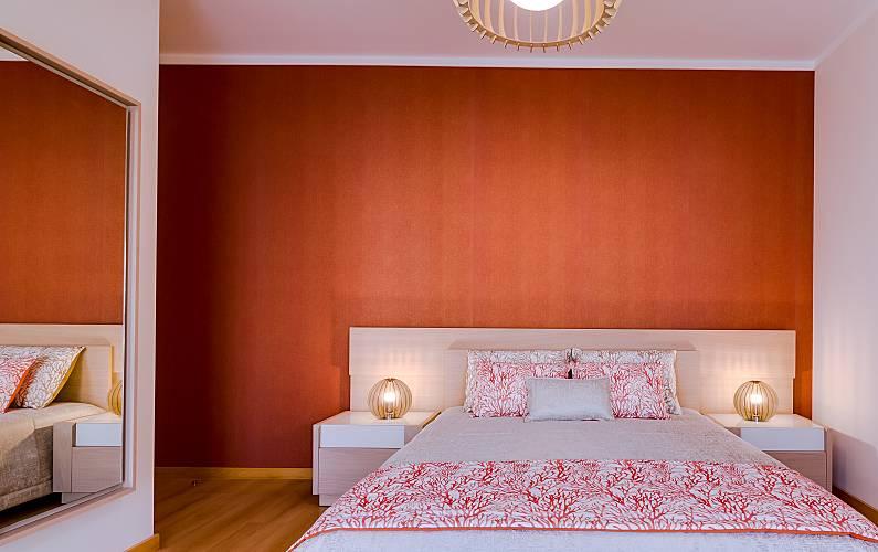 Apt Quarto Algarve-Faro Olhão Apartamento - Quarto