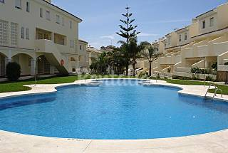 Apartment with 2 bedrooms only 400 meters from the beach Málaga
