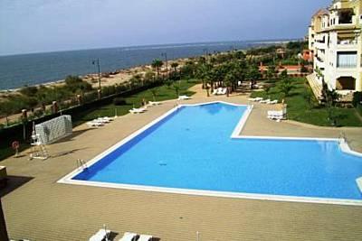 Playa Isla Canela. Primera linea Huelva