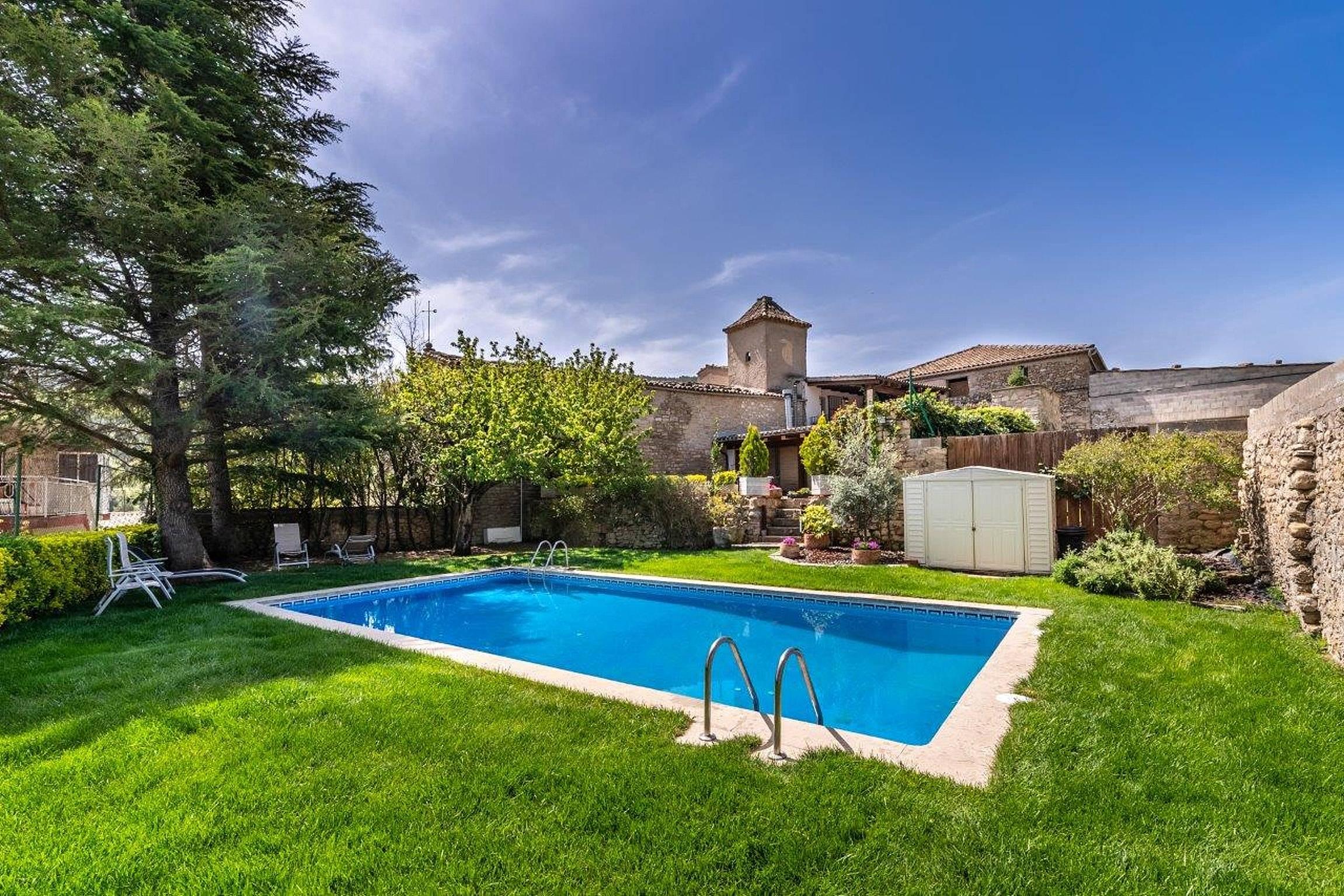 Alquiler apartamentos vacacionales en castellnou de bages barcelona y casas rurales - Casa rural bages ...