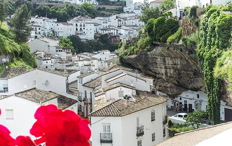 Xaldenil. Casa rural con vistas impresionantes. Cádiz