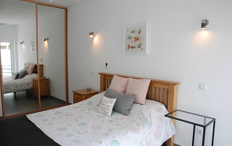 Excellent Bedroom Algarve-Faro Lagos Apartment - Bedroom