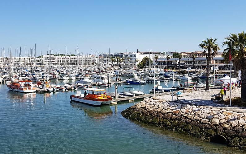 Excelente Arredores Algarve-Faro Lagos Apartamento - Arredores