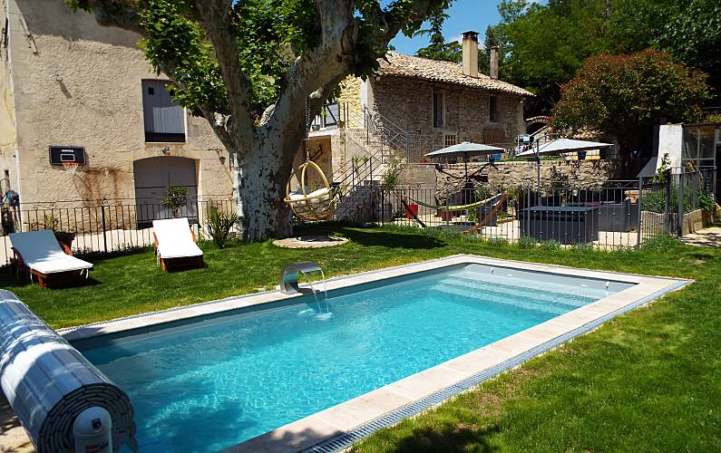 Moulin Vaucluse Avignon Cottage -