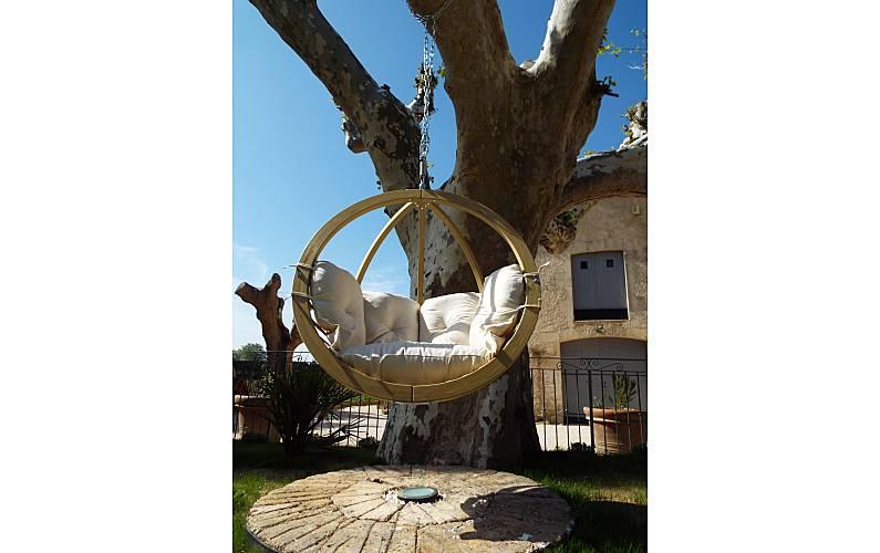 Moulin Garden Vaucluse Avignon Cottage - Garden