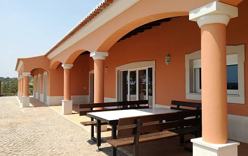 Casa com 3 quartos em area rural Algarve-Faro - Exterior da casa
