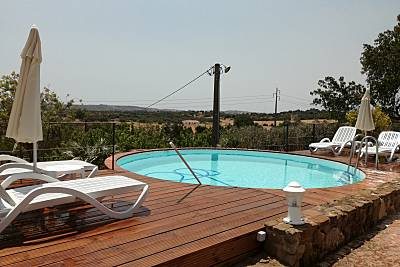 Casa con 3 stanze a 1000 m dalla spiaggia Algarve-Faro