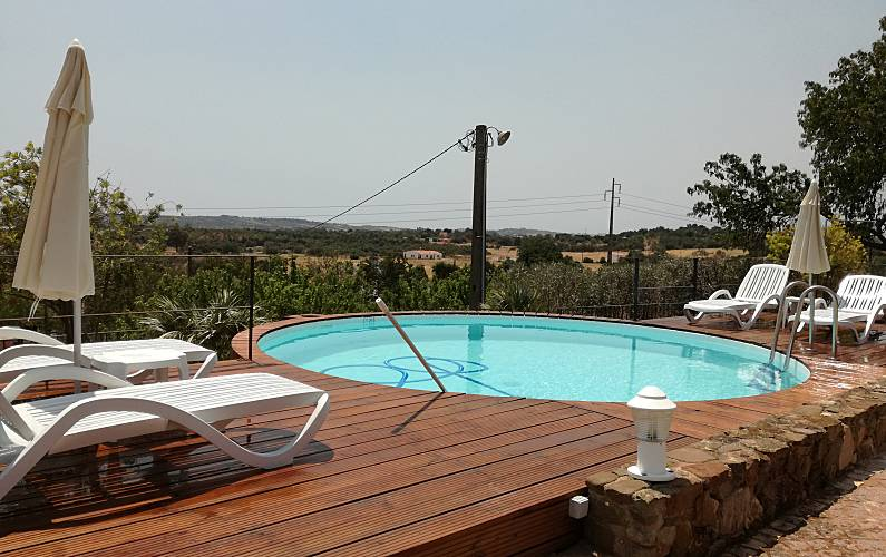 Immaculate Swimming pool Algarve-Faro Lagos House - Swimming pool
