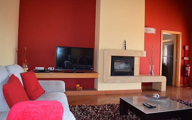 Immaculate Living-room Algarve-Faro Lagos House - Living-room