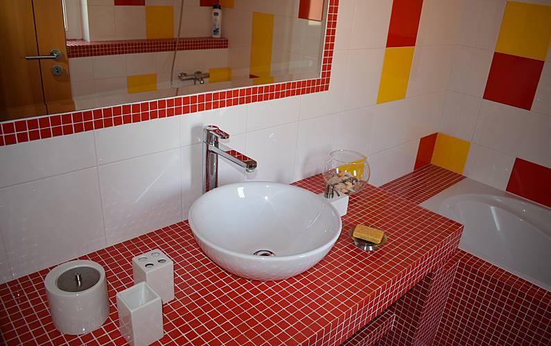 Casa Casa-de-banho Algarve-Faro Lagos casa - Casa-de-banho